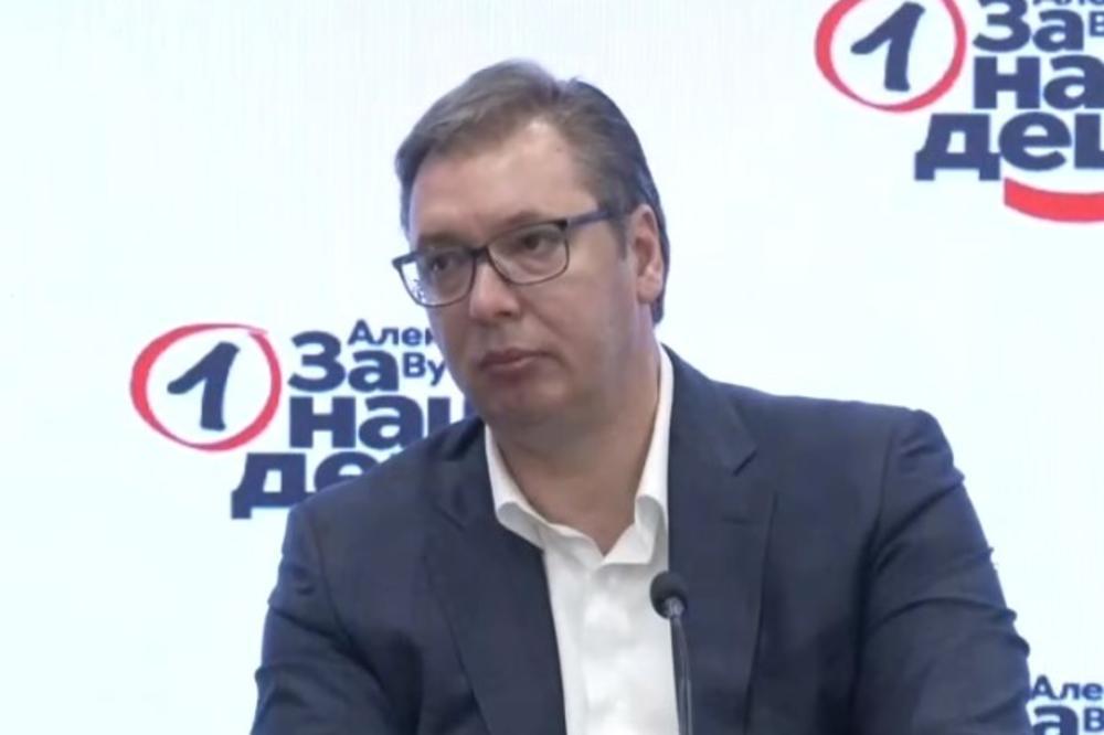 KO STE BRE VI BAGRO LOPOVSKA!? Vučić: Kriminalni klanovi iz regiona našli su svoju bazu u Srbiji i mi ćemo im stati na put!