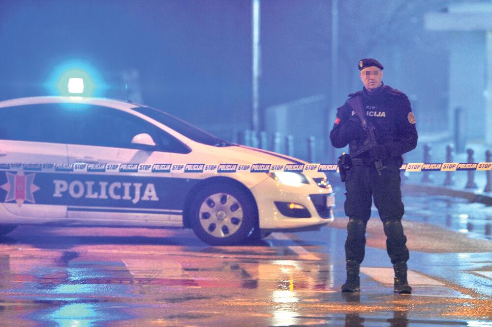 policija, Crna Gora, Crnogorska policija