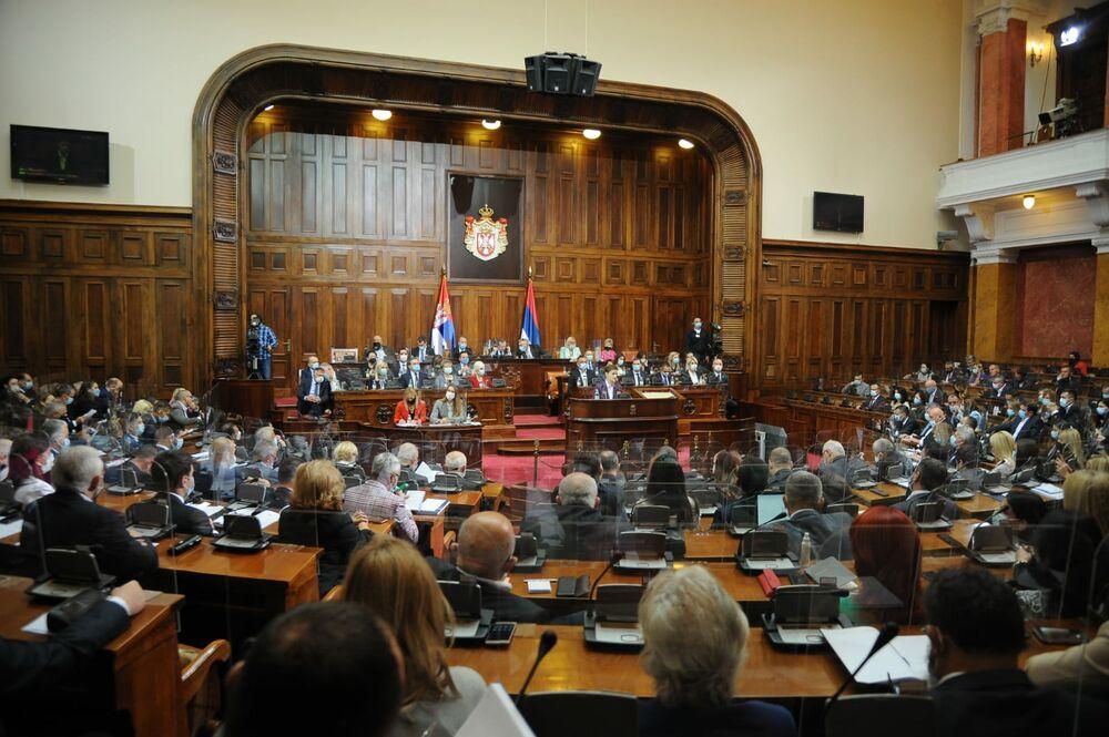 SUTRA POČINJE PROLEĆNO ZASEDANJE PARLAMENTA: Poslanike će ispred Doma Narodne skupštine dočekati svečana garda Vojske Srbije