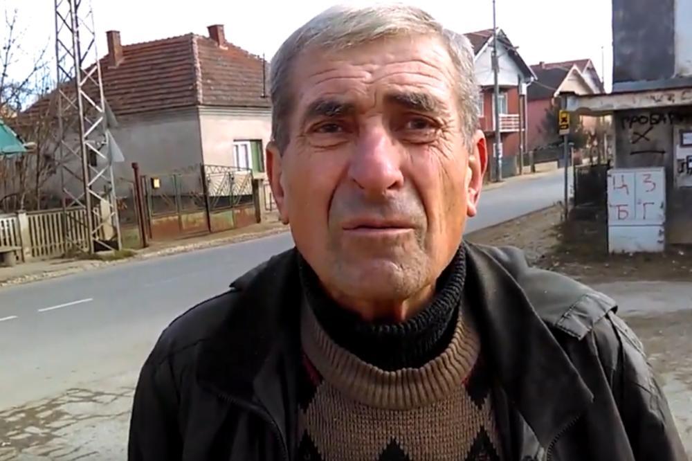 DEKA (71) ZAVRŠIO U DUŠEVNOJ BOLNICI U ZATVORU ZBOG LJUBAVI! Voleo je 50  godina mlađu konobaricu