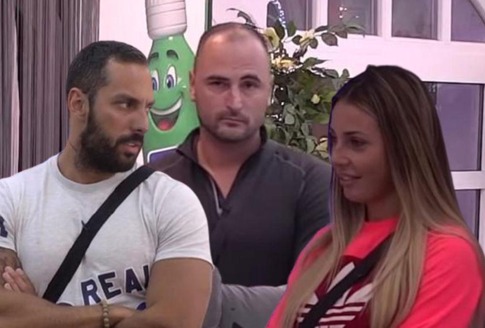 Maja Marković, Jovica Putniković, Alen Hadrović