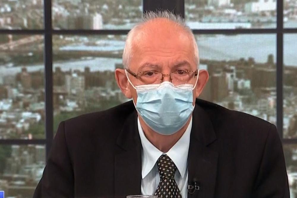 EPIDEMIOLOG KON: U Beogradu kritično, očekuje se dalji rast broja zaraženih