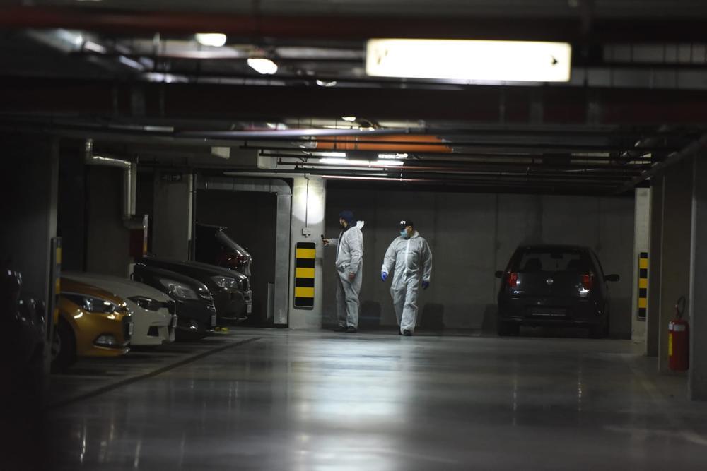 Mirković likvidiran u podzemnoj garaži