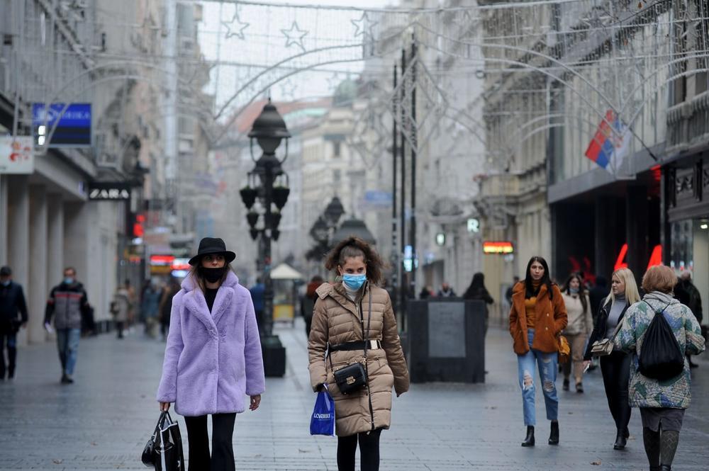 KORONA KATASTROFA U NAJVEĆIM GRADOVIMA: Veliki rast broja zaraženih u glavnim žarištima, u Beogradu STRAŠNA situacija