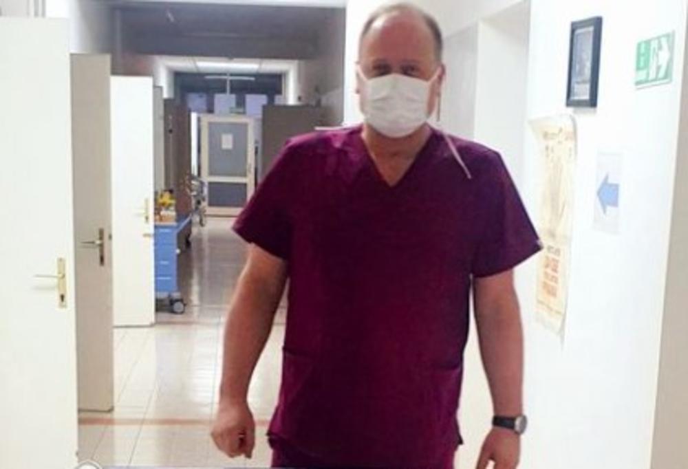 DOKTOR MARKOVIĆ IZ GAK RAZGALIO SRBIJU: Pogledajte DIVNU sliku iz beogradskog porodilišta (FOTO)