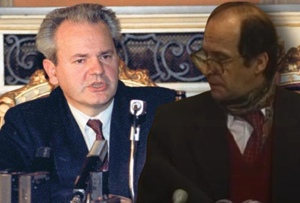 MILOŠEVIĆ JE 2002. DOKAZAO DA JE OVK TERORISTIČKA ORGANIZACIJA: Razbio je Rugovu u Hagu, vođa Albanaca se SMEJAO OD MUKE