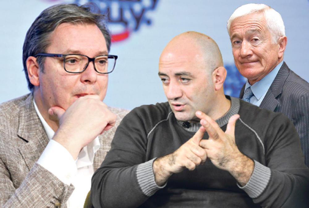 BEZBEDNJACI: Shvatite pretnje Vučiću ozbiljno, mogao bi da nastrada!