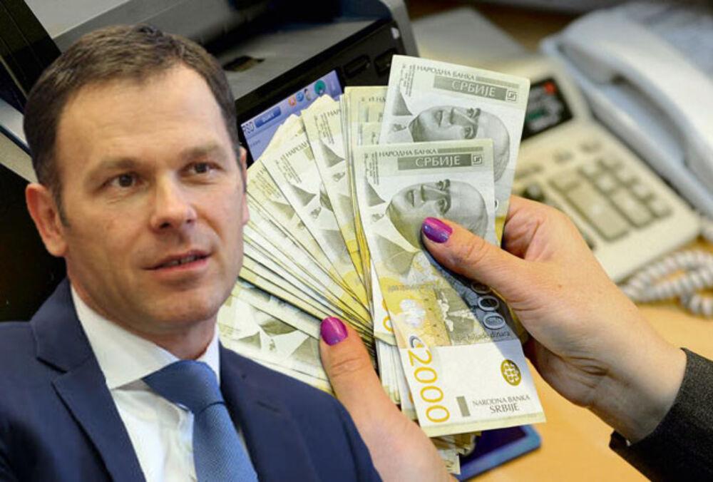 PRIJAVA ZA PRVU POLOVINU MINIMALCA: Ministar Mali objasnio proceduru, za pomoć izdvojeno 69,8 milijardi dinara