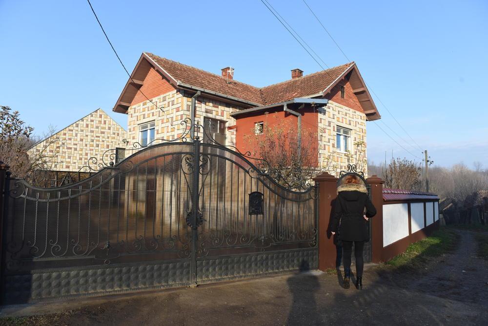 kuća u kojoj se odigrala prava drama