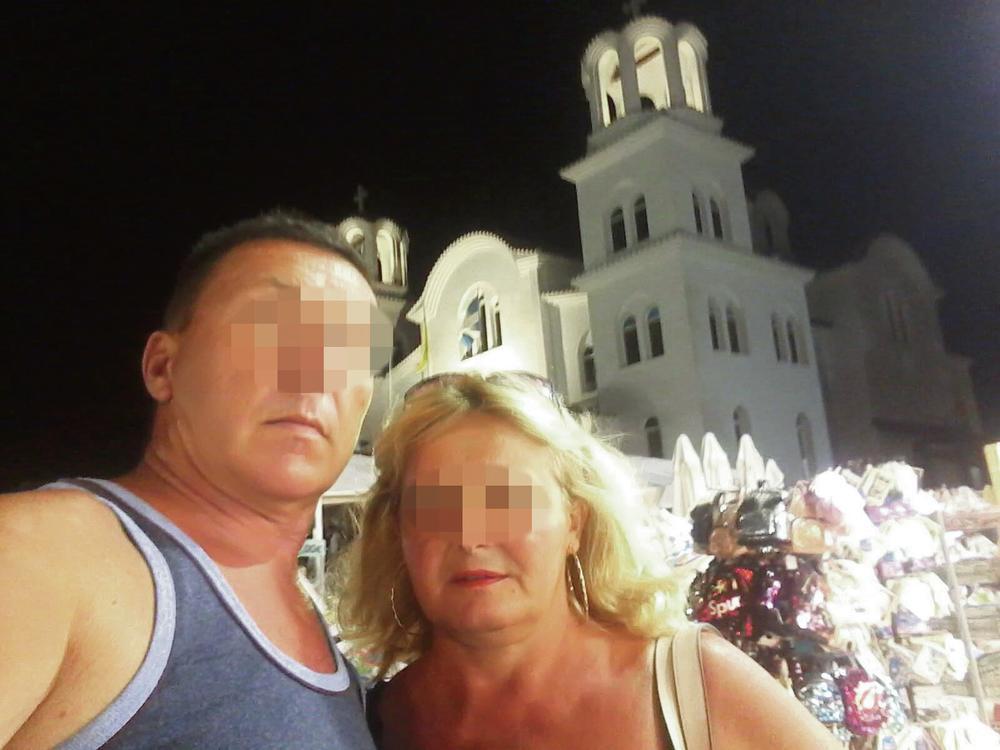 Dejan m. i Svetlana B. u doba ljubavi