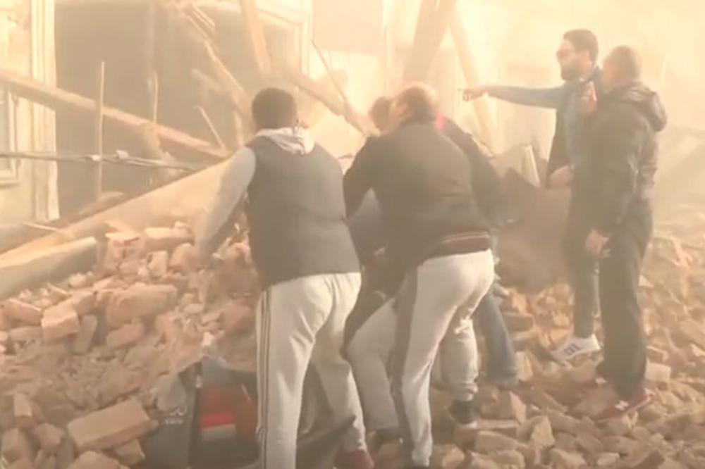 NOVI ZEMLJOTRES U HRVATSKOJ: Epicentar potresa bio je nedaleko od Zagreba!
