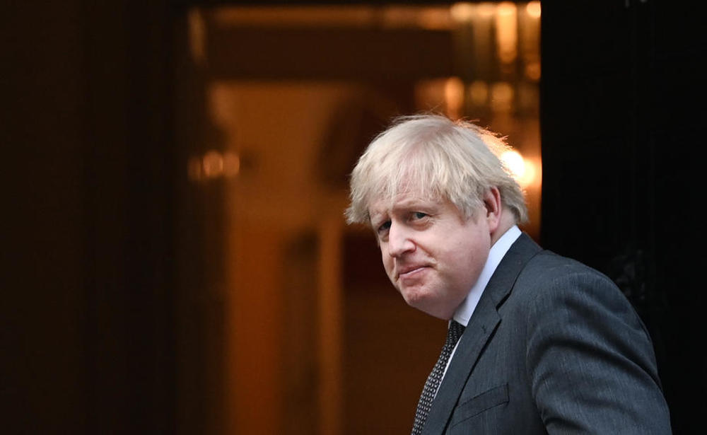 Boris Džonson, Velika Britanija, Bregzit