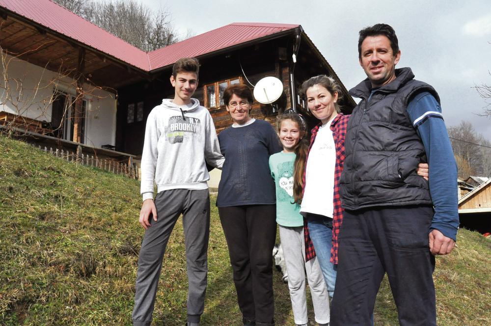 Golija, porodica Ćurčić