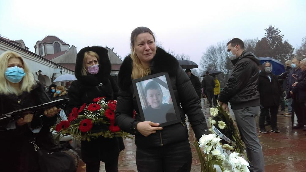 Andrej P., sahrana, Niš, audi, audi smrti, Bulevar Medijana