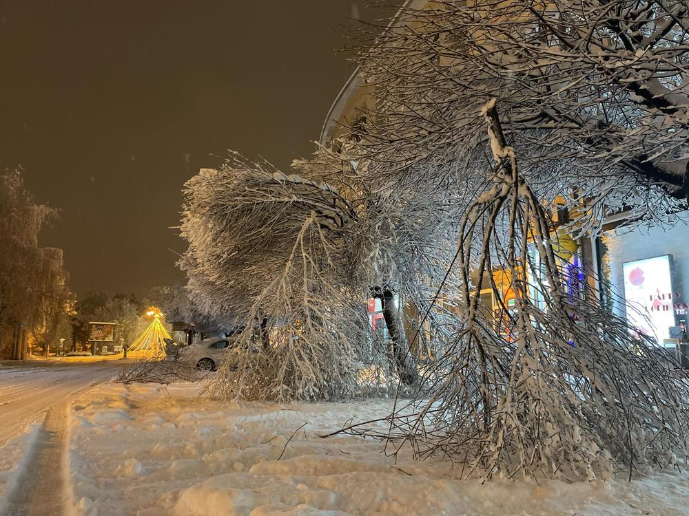 sneg, Srbija, čišćenje snega