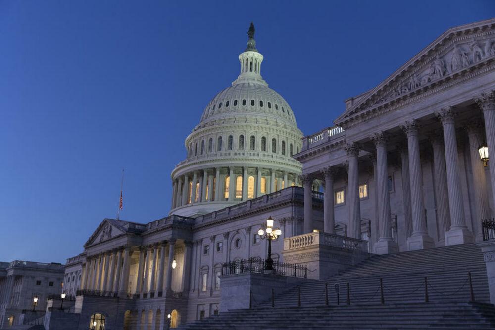 Nacionalna garda, Vašington, Kongres, Kapitol hil