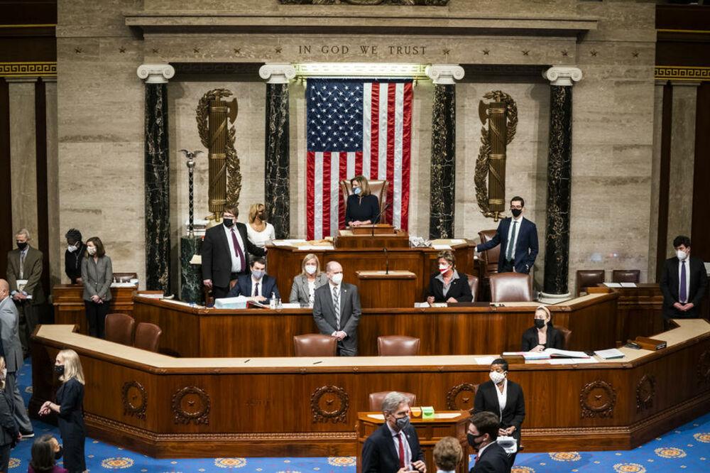 Predstavnički dom, SAD, Kongres
