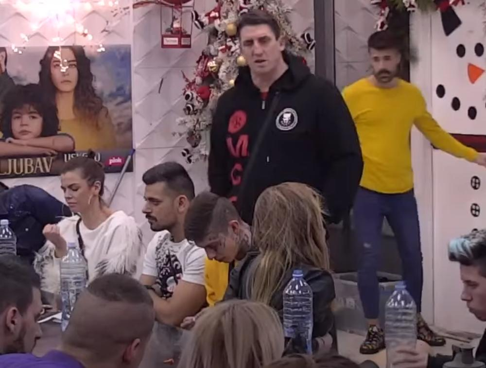 Tara Simov, Kristijan Golubović, Aleksandra Nikolić