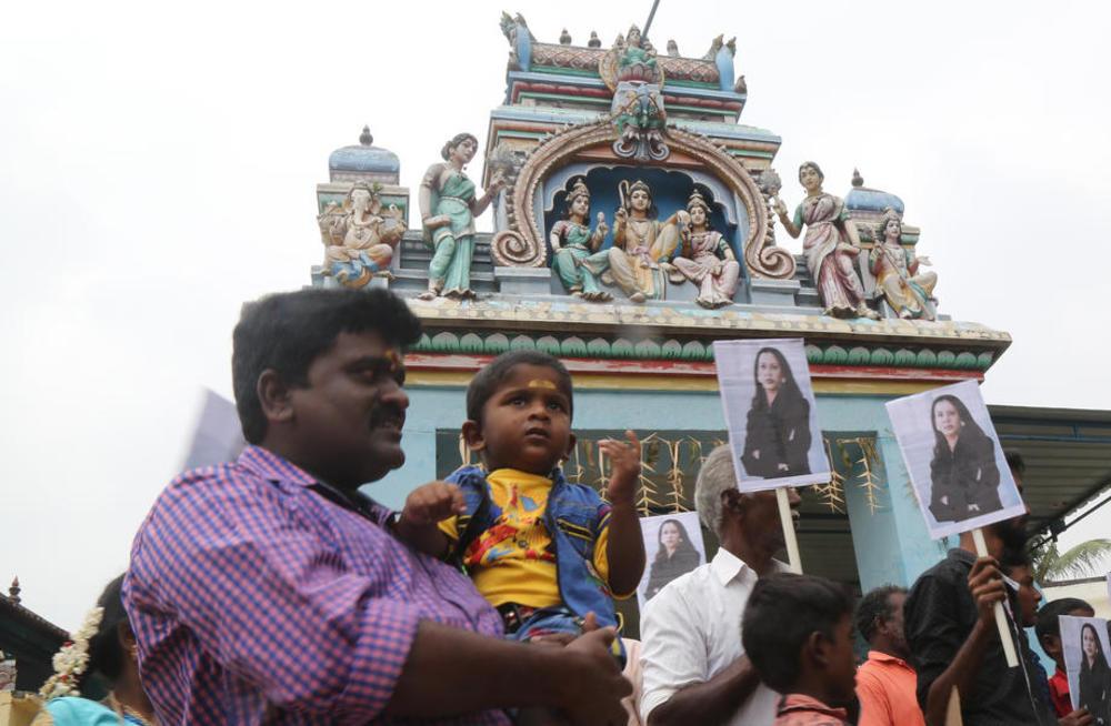 Indija, inauguracija, Kamala Haris