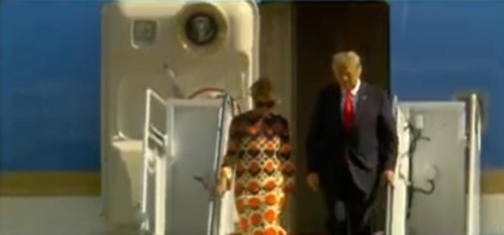 Florida, Melanija Tramp, Donald Tramp