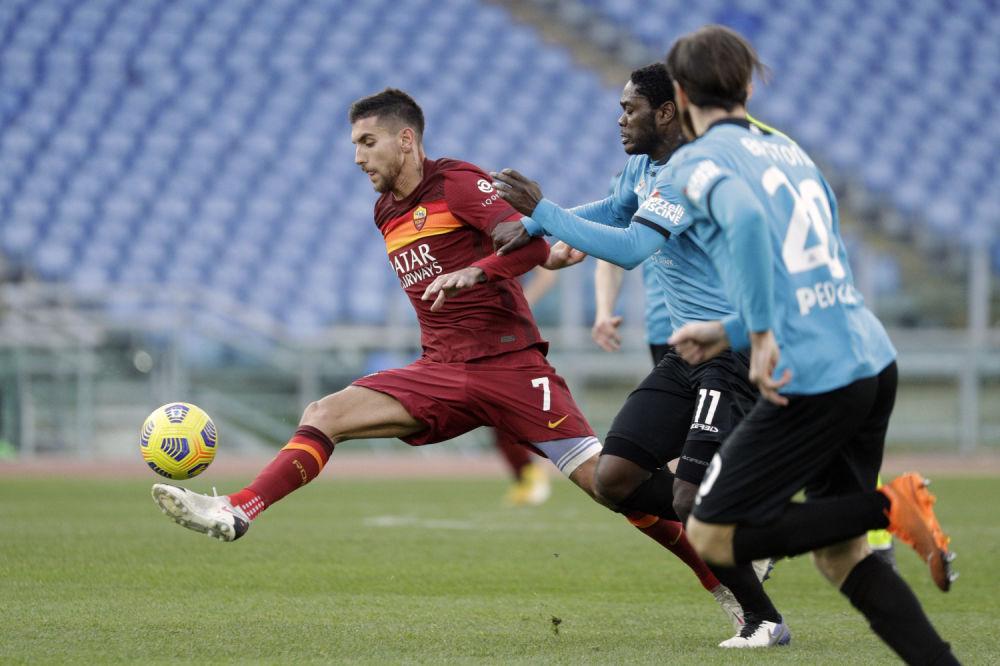 SPEKTAKL NA OLIMPIKU KAKAV SE RETKO VIĐA! Sedam golova i gol Pelegrinija u nadoknadi za pobedu Rome! VIDEO