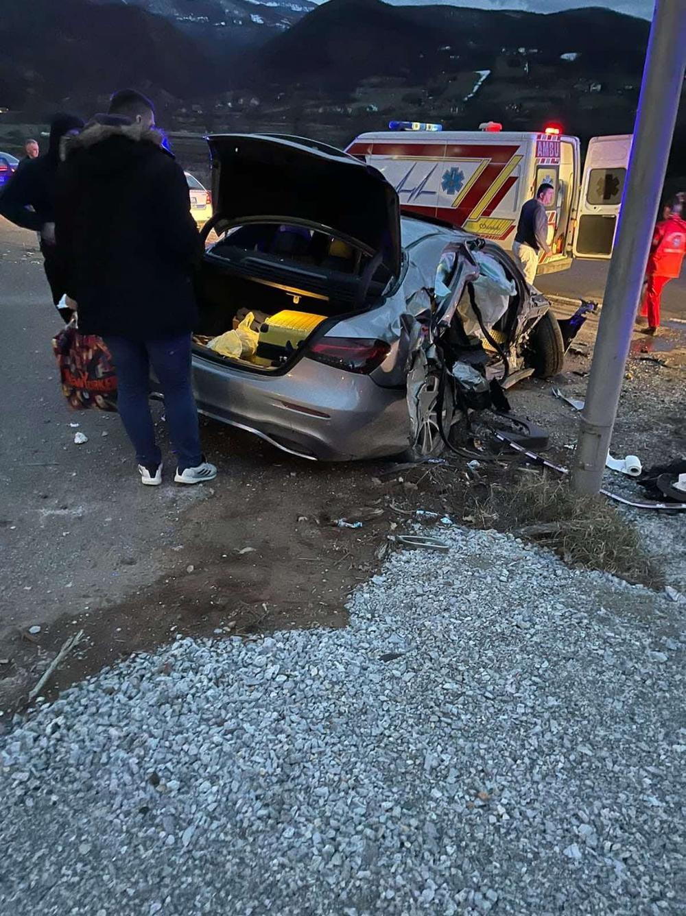 Raska, saobracajna nesreca