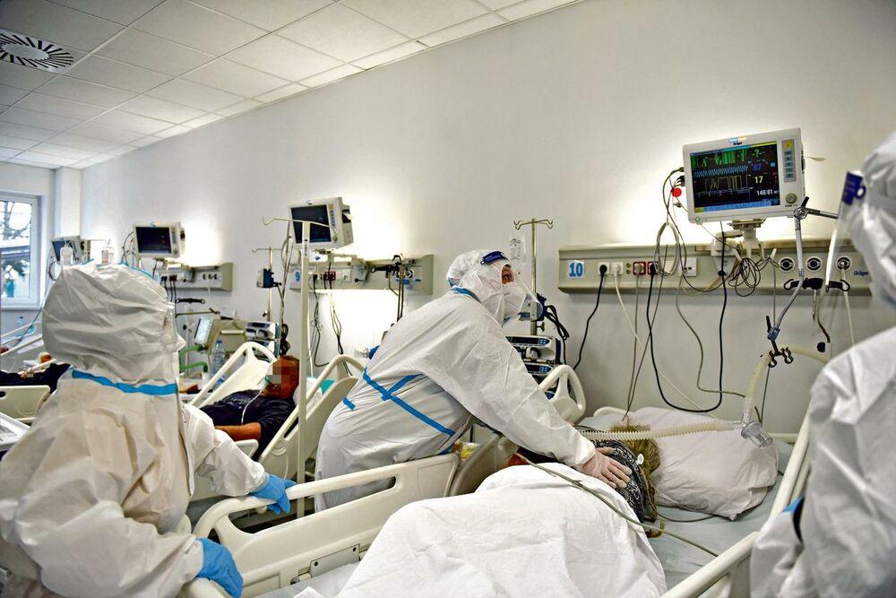 kovid bolnica, Krusevac, lekari, doktori