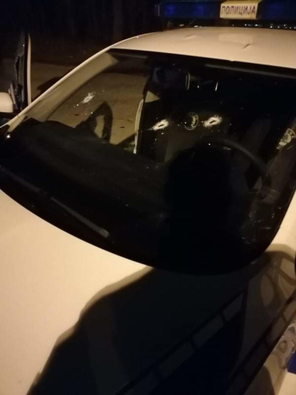 Vrnjacka Banja, policija, pucnjava, pucali na policiju