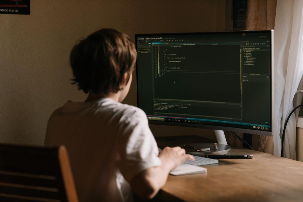مطور مواقع الويب وعمله