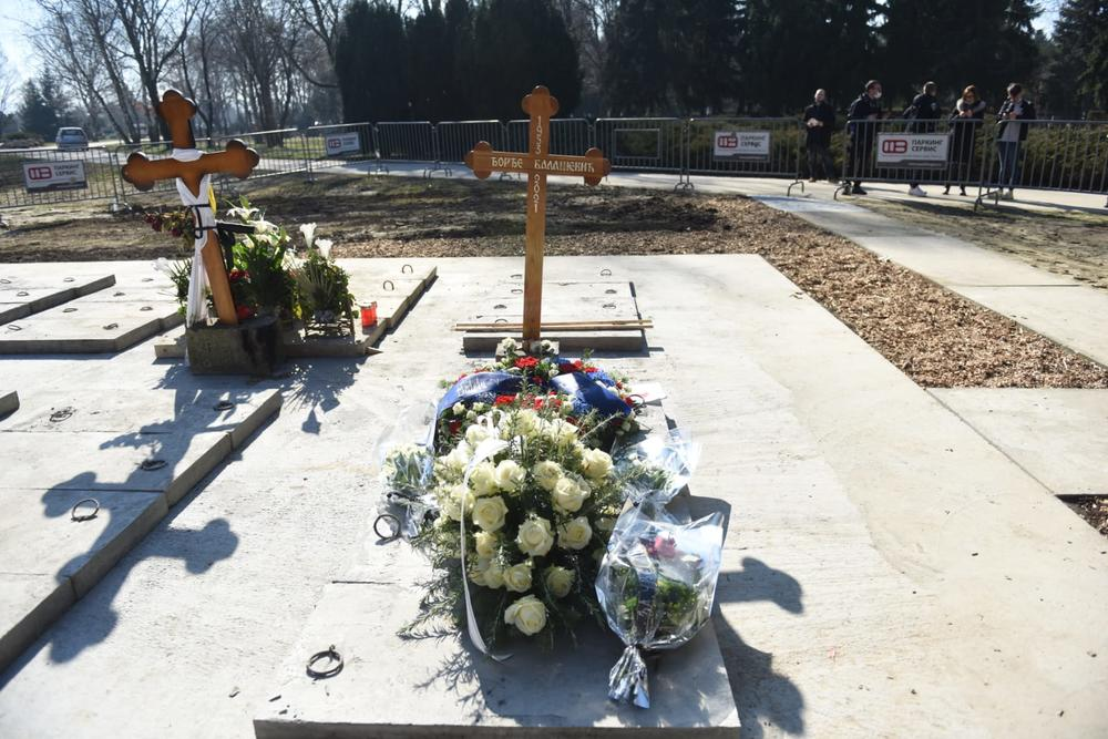 Djordje Balasevic, Đorđe Balašević, sahrana, Novi Sad