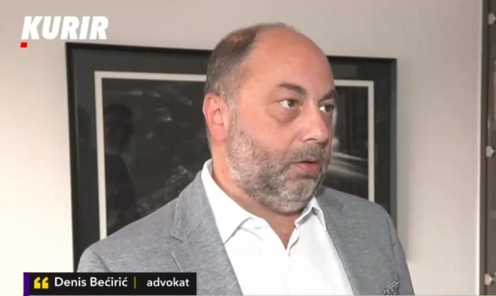 advokat Bećirić