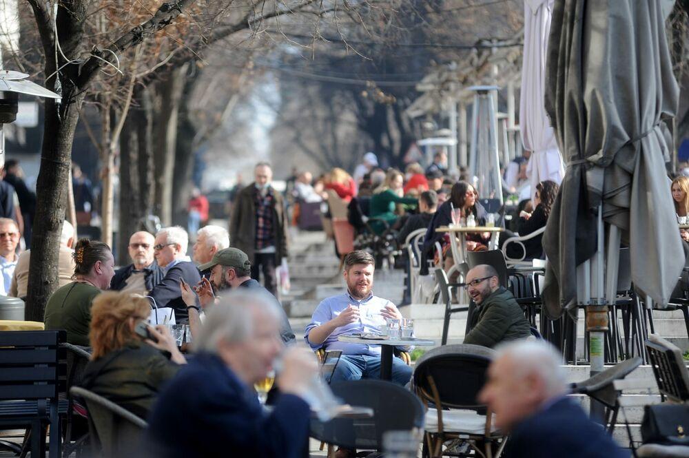 KORONA PRESEK PO GRADOVIMA: Beograd na vrhu neslavne liste, u Novom Sadu više od 200 novozaraženih