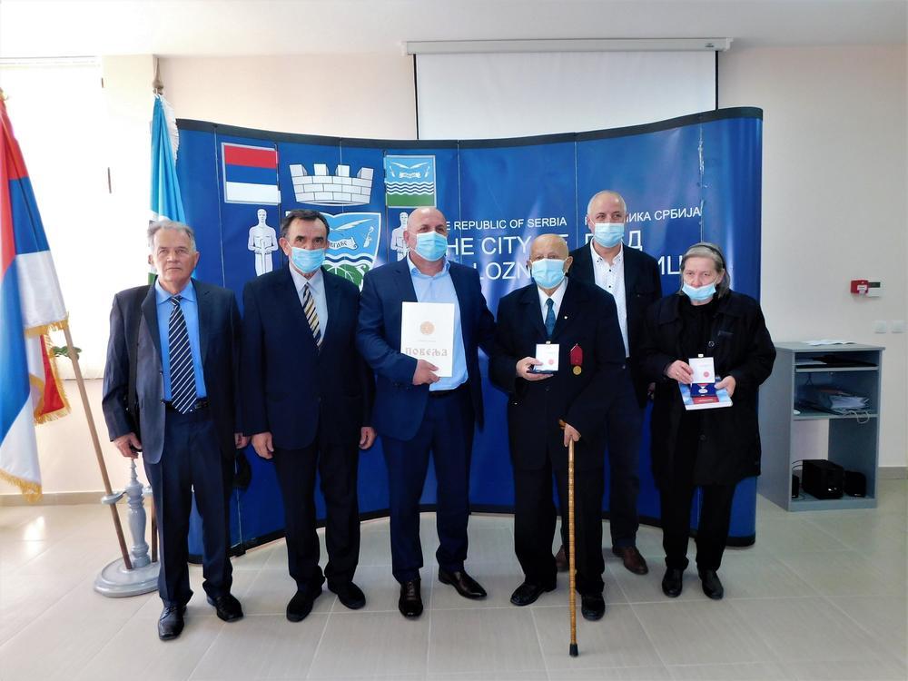 IMAMO SE ČIME PONOSITI: Skup SUBNOR u Tršiću povodom 80 godina od početka Drugog svetskog rata (FOTO)