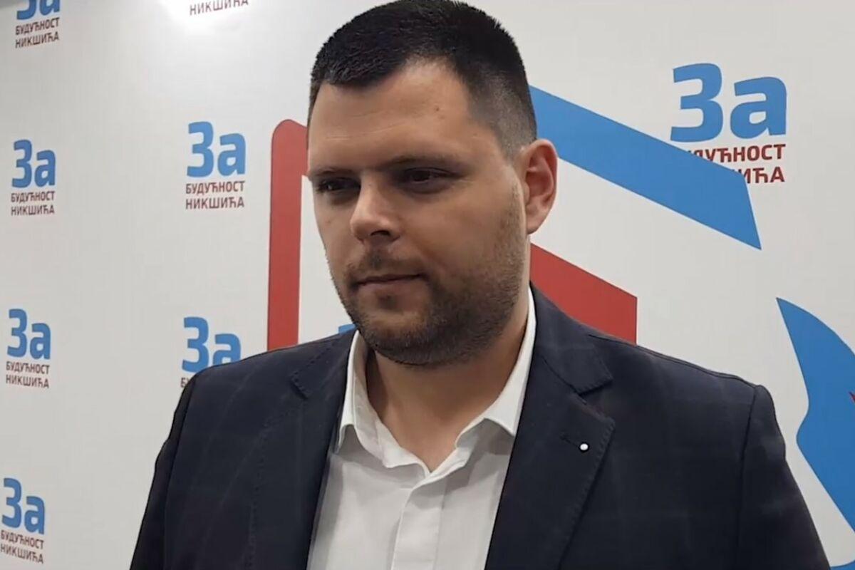 IZABRAN PREDSEDNIK OPŠTINE NIKŠIĆ: Crnogorski grad vodi Marko Kovačević, nosilac lista Za budućnost Nikšića