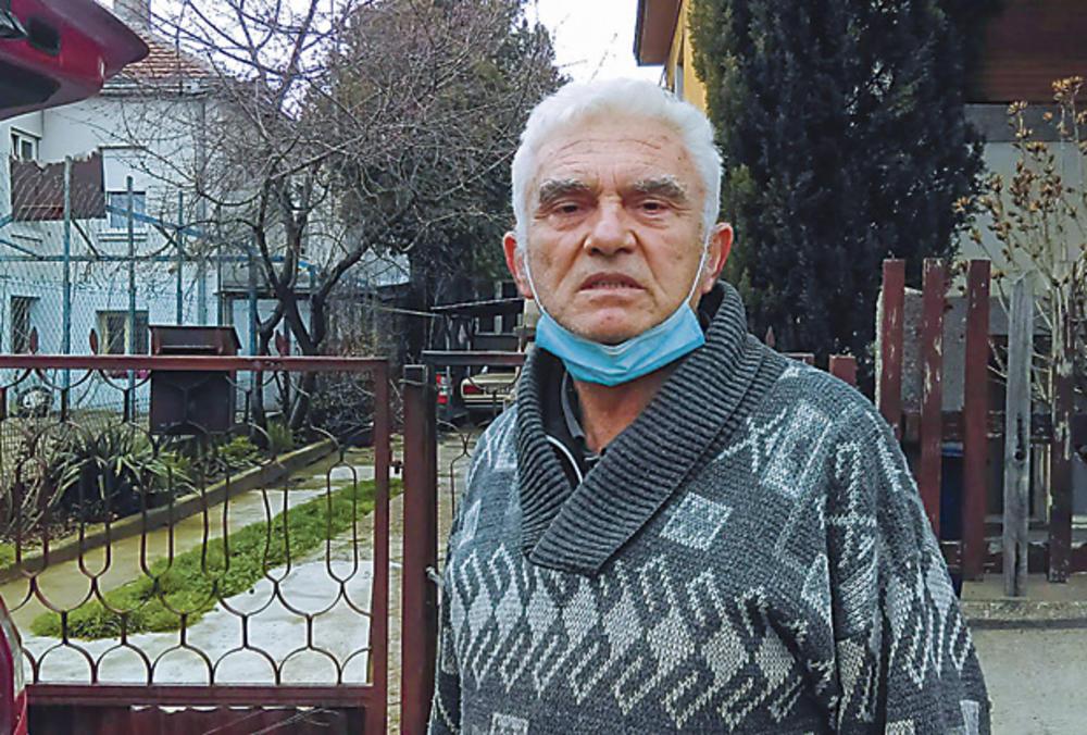 Jozef Glasnovic, Nis, komsija, Miodrag Mitic, pirmarijus