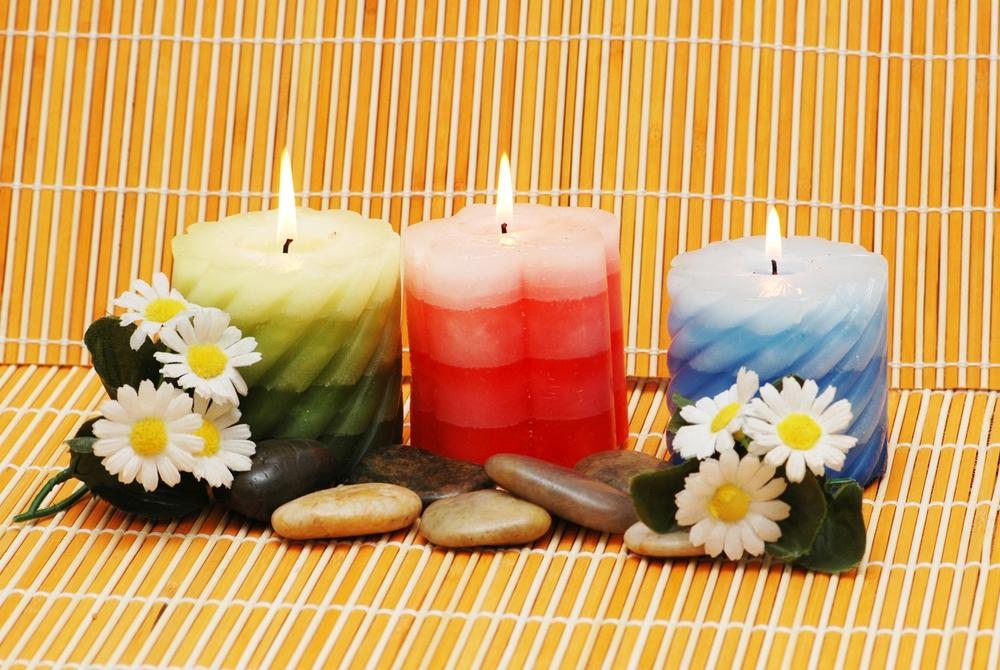 svece, cvece