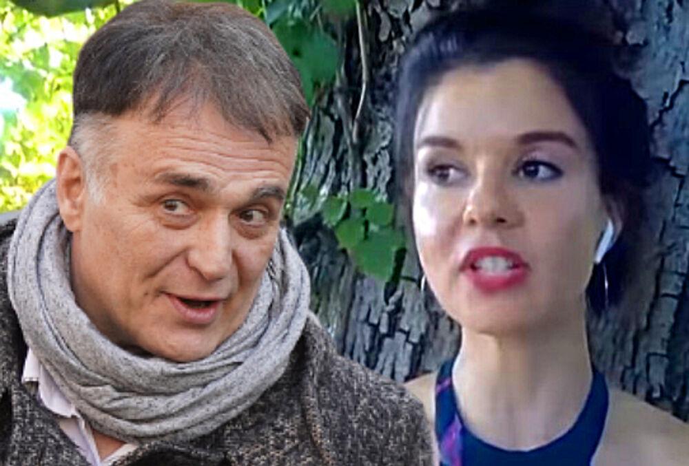 Branislav Lecic, Danijela Stajnfeld
