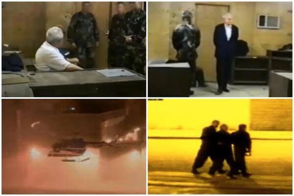 Slobodan Milosevic, izručenje, Haški tribunal