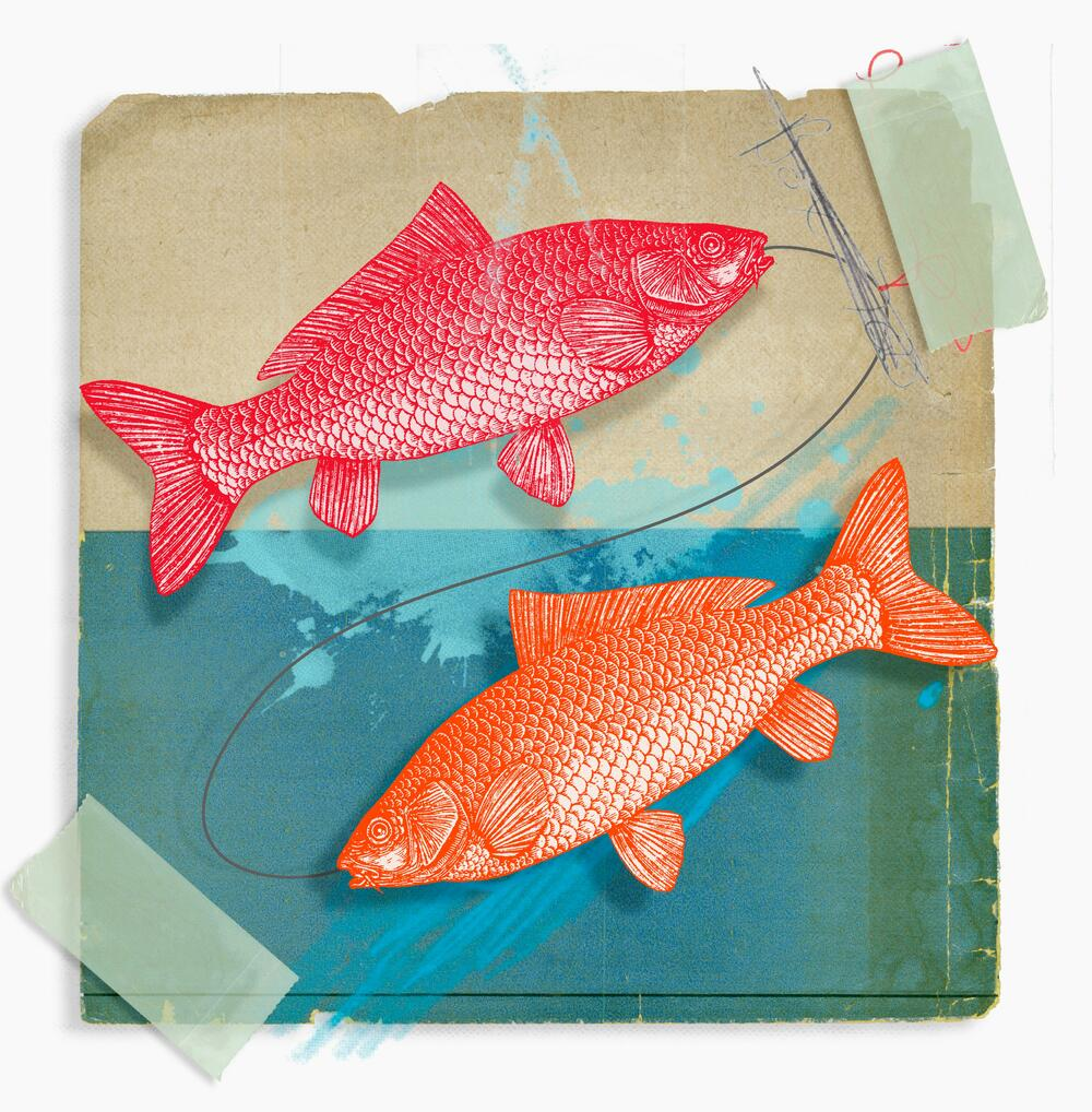 ribe, horoskop