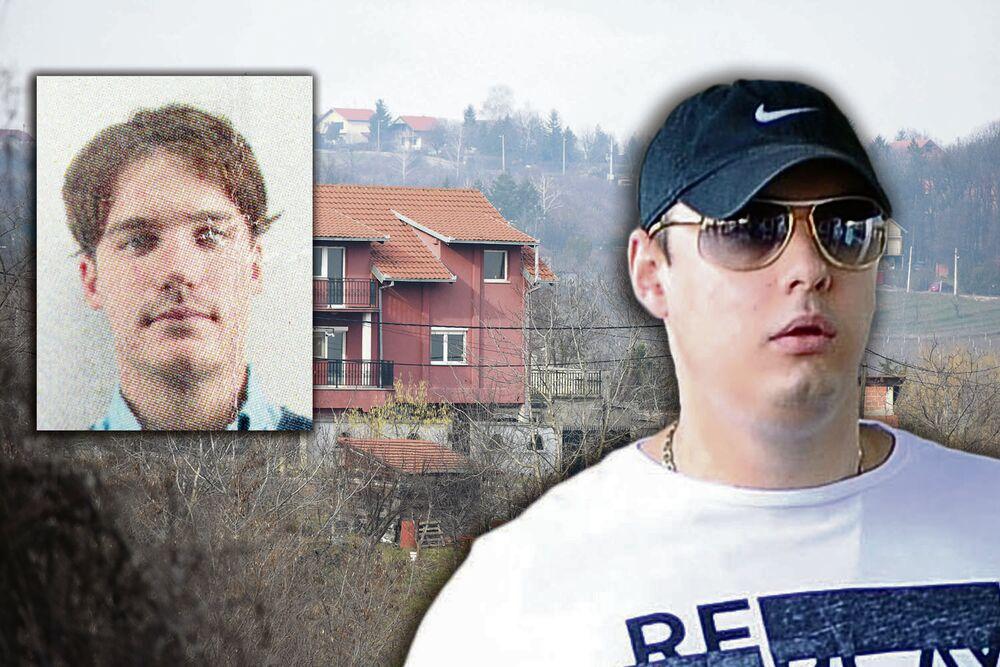 Veljko Belivuk, Lazar Vukićević