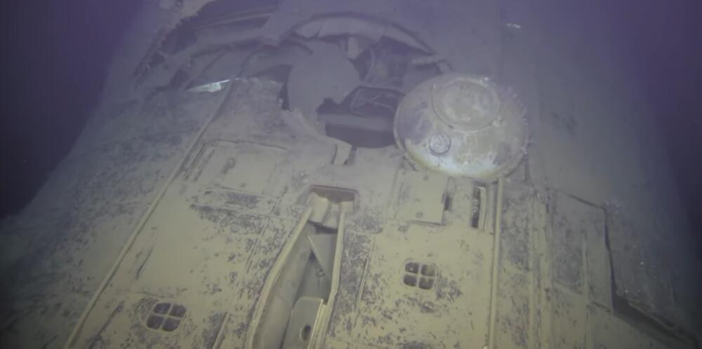 Podmornica Kosmolec