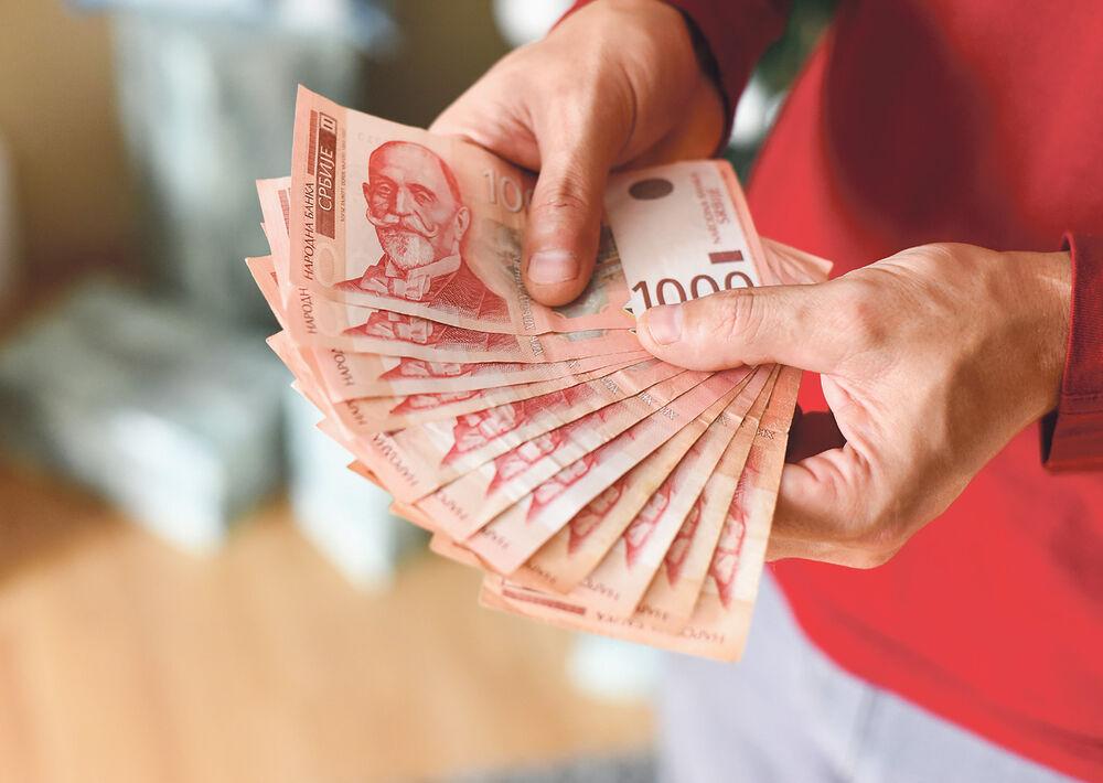 lova, novac, dinari