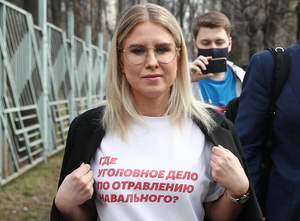 UOČI MASOVNIH PROTESTA Uhapšene najbliže saradnice Navaljnog u vreme održavanja Putinovog govora