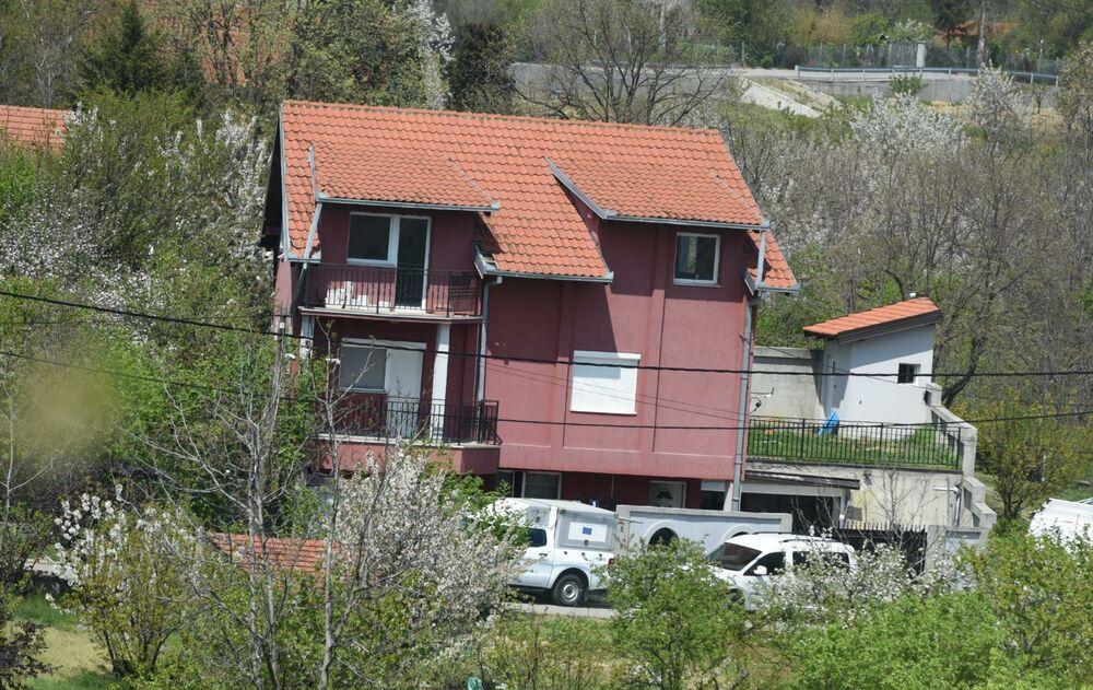 pretresao i kuću u Ritopeku