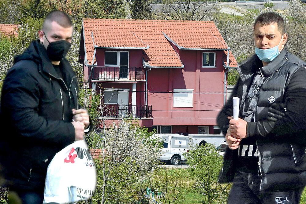 kuća zla, Veljko Belivuk, Marko Miljković