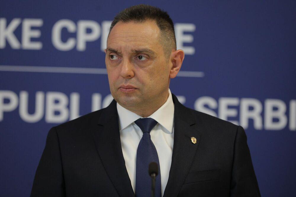 Aleksandar Vulin, Karl Nehamer