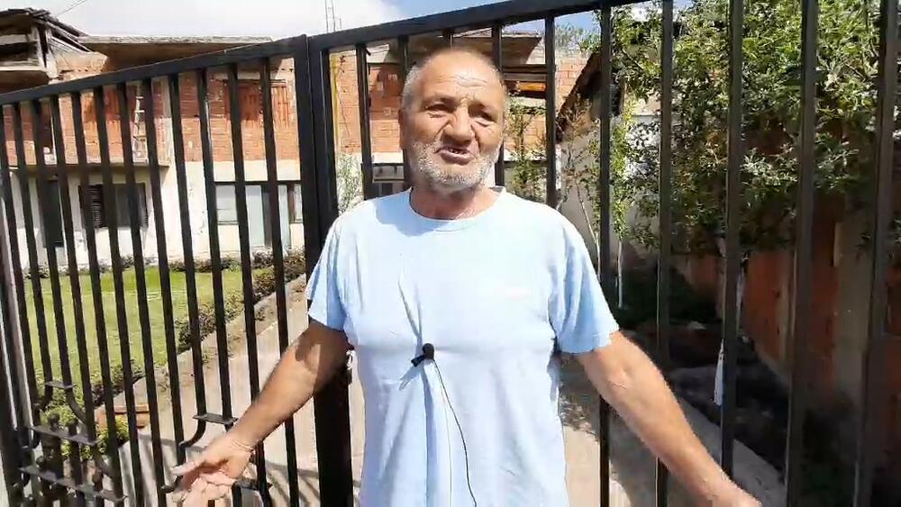 Niš, Dragan Marković, rođak