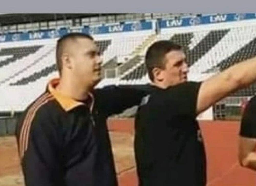 Veljko Belivuk, Kristijan Golubović