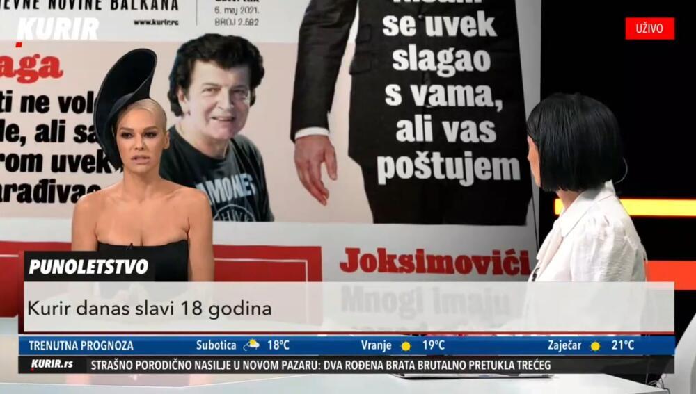 Nataša Bekvalac, Ivica Dačić, Usijanje