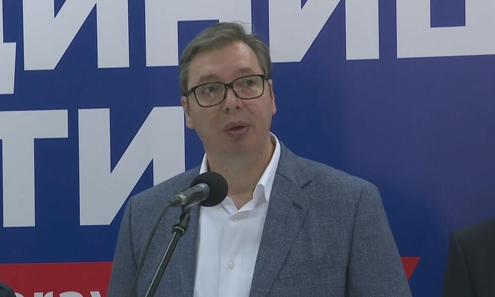 Aleksandar Vučić, vakcinacija, Dedinje, kasarna